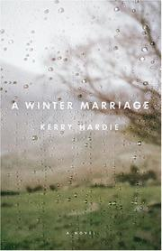 A WINTER MARRIAGE by Kerry Hardie
