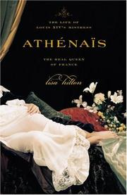 Book Cover for ATHÉNAÏS