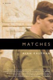 MATCHES by Alan Kaufman