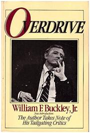OVERDRIVE by William F. Buckley Jr.