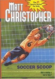 Cover art for SOCCER SCOOP