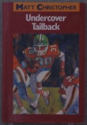 Book Cover for UNDERCOVER TAILBACK