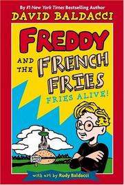 FREDDY AND THE FRENCH FRIES by David Baldacci