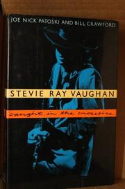 Cover art for STEVIE RAY VAUGHAN