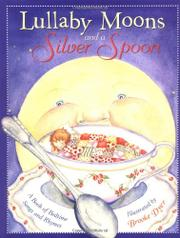 Cover art for LULLABY MOONS AND A SILVER SPOON