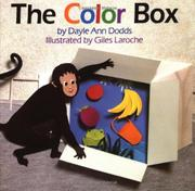 Book Cover for THE COLOR BOX