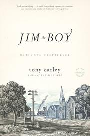 Cover art for JIM THE BOY