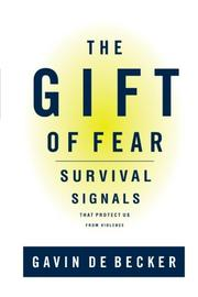 Cover art for THE GIFT OF FEAR