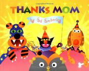 THANKS, MOM by Ed Emberley