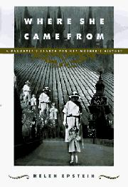 Cover art for WHERE SHE CAME FROM