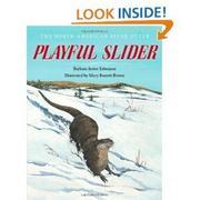 PLAYFUL SLIDER by Barbara Juster Esbensen