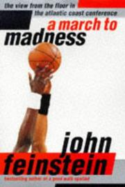 Cover art for A MARCH TO MADNESS