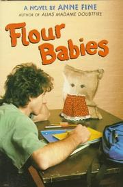 Cover art for FLOUR BABIES