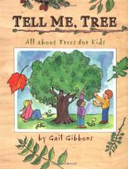 Cover art for TELL ME, TREE
