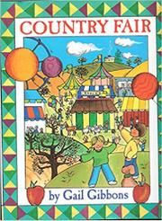 COUNTRY FAIR by Gail Gibbons