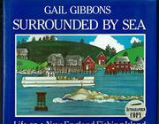 SURROUNDED BY SEA by Gail Gibbons