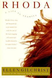 RHODA by Ellen Gilchrist