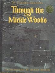 Cover art for THROUGH THE MICKLE WOODS