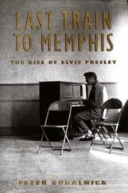 Cover art for LAST TRAIN TO MEMPHIS