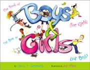 Cover art for THE BOOK OF BOYS (FOR GIRLS) & THE BOOK OF GIRLS (FOR BOYS)
