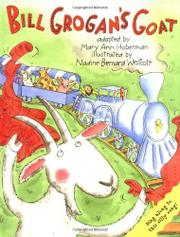 BILL GROGAN'S GOAT by Mary Ann Hoberman