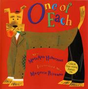 ONE OF EACH by Mary Ann Hoberman