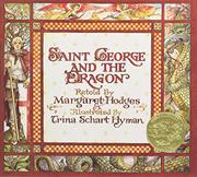 SAINT GEORGE AND THE DRAGON by Margaret--Adapt. Hodges