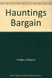 HAUNTINGS by Margaret Hodges