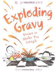 Book Cover for EXPLODING GRAVY