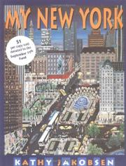 Book Cover for MY NEW YORK