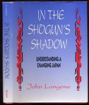 IN THE SHOGUN'S SHADOW by John Langone