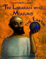 Cover art for THE LIBRARIAN WHO MEASURED THE EARTH
