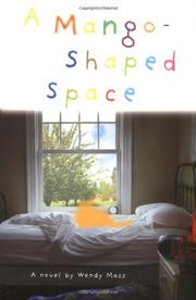 Book Cover for A MANGO-SHAPED SPACE
