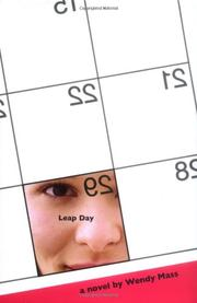 Cover art for LEAP DAY