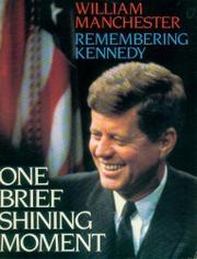 Cover art for ONE BRIEF SHINING MOMENT