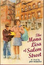 THE MONA LISA OF SALEM STREET by Jan Marino