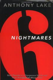 SIX NIGHTMARES by Anthony Lake