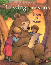 Cover art for DRAWING LESSONS FROM A BEAR