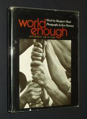 Cover art for WORLD ENOUGH