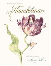 Cover art for HANS CHRISTIAN ANDERSEN'S THUMBELINA