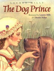 THE DOG PRINCE by Lauren Mills