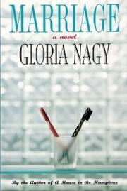 MARRIAGE by Gloria Nagy