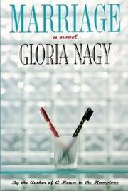 MARRIAGE by Gloria Nagy
