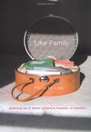 Book Cover for LIKE FAMILY