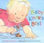 Book Cover for BABY KNOWS BEST