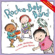 Book Cover for ROCK-A-BABY BAND