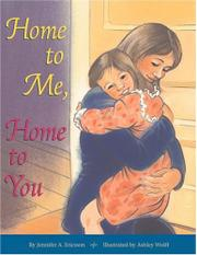 Cover art for HOME TO ME, HOME TO YOU