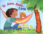 Book Cover for TE AMO, BEBÉ, LITTLE ONE