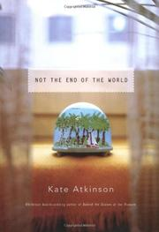 Cover art for NOT THE END OF THE WORLD