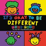 Cover art for IT'S OKAY TO BE DIFFERENT